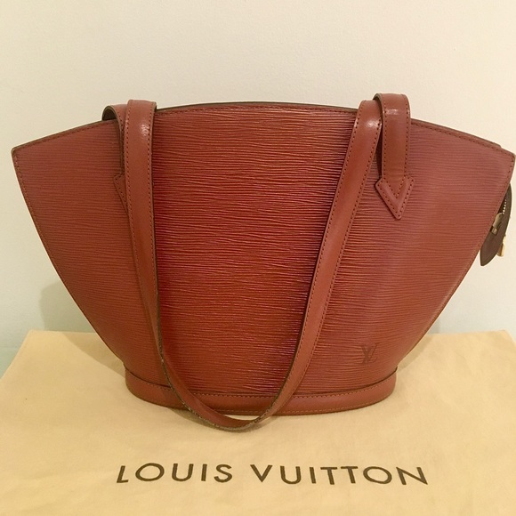 Authentic Vintage Louis Vuitton St. Jacques Bag
